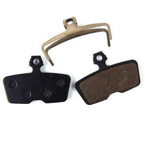 Bremsbelag-fuer-Avid-Code-R-RS-SRAM-Guide-RE-organisch-semi-metallisch-Disc