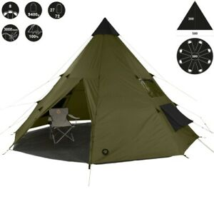 Grand Canyon Tepee Tipi Tent Green Group Tent Person Tent ...