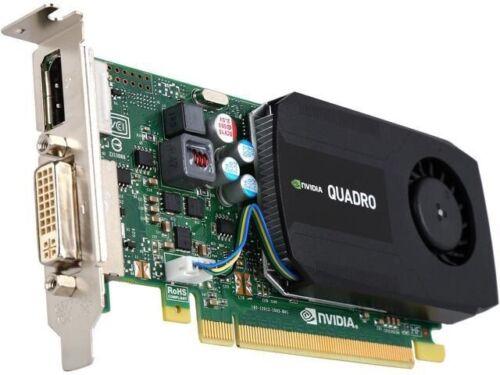 NVIDIA Quadro K420 1 GB GDDR3 Graphics Card  Dual Video Output