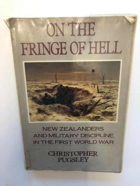 On the Fringe of Hell, Christopher Pugsley, Used; Good Book 1991 0340533218