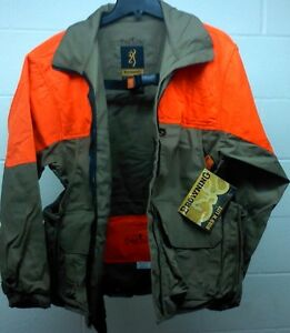 Browning Bird'n Lite Pheasants Forever Upland Jacket ...