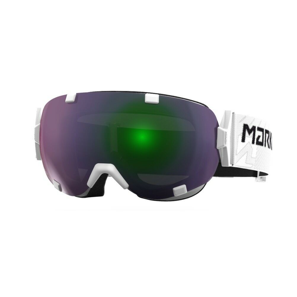 Marker Projector+ White Goggles w  Green Plasma Mirror + Bonus Lens