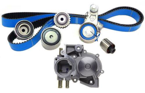 GATES TCKWP328BRB Racing Timing Belt Water pump Kit Subaru 2003-04 WRX 2.0L