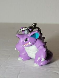Pokémon Nidoking Keychain (Burger King)