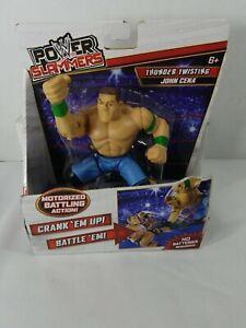 WWE-Wrestling-Power-Slammers-Thunder-Twisting-John-Cena-Action-Figure