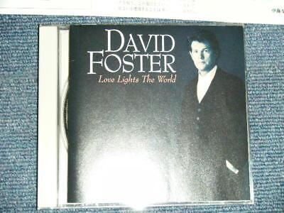 David Foster Japan 1994 Amcy 667 Nm Cd Love Lights The World Ebay