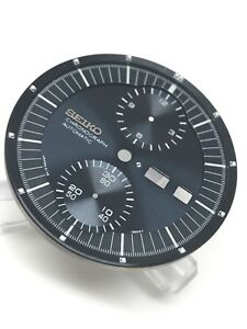 REPLACMENT-BLUE-DIAL-W-RING-SEIKO-JUMBO-6138-3002-6138-3003-6138-3000-6138-3009