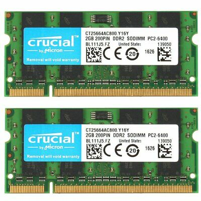 NEW 4GB Memory Module PC2-5300 SODIMM For Dell Inspiron 1520