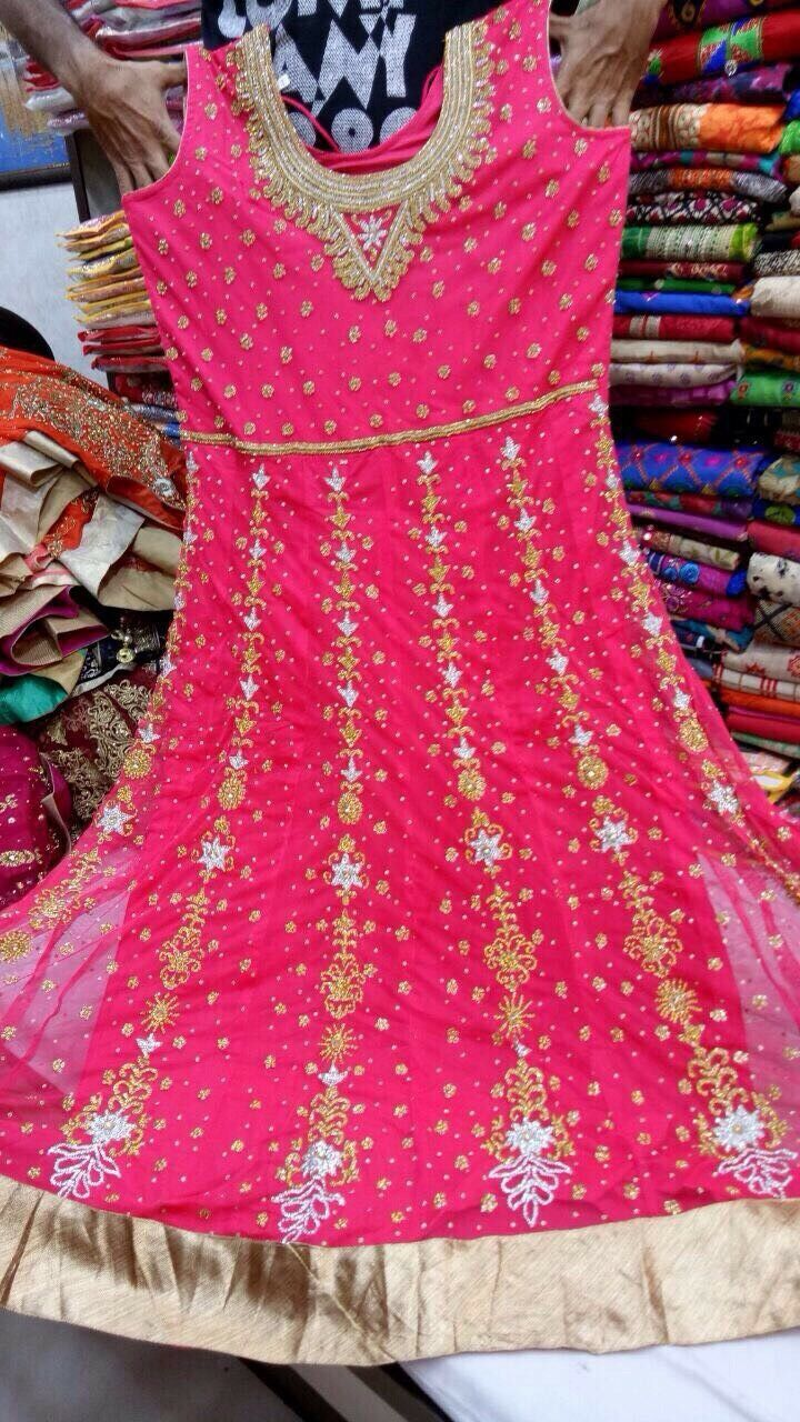Asian Anarkali Full Length Suits.
