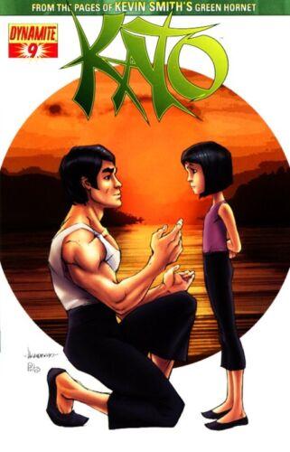 Kevin Smith/'s Kato #9 Comic Book Green Hornet