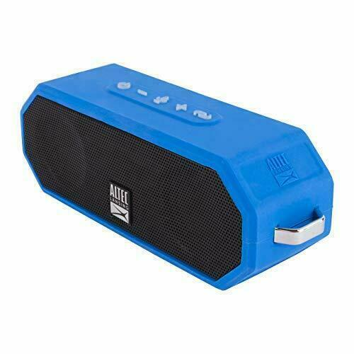 Altec Lansing Jacket H10 10 Rugged Bluetooth Speaker - Blue
