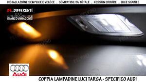 Lampadina Luci Targa : Lampada led siluro canbus no errore t c w mm smd luci targa