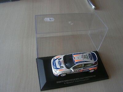 Dedito Voiture 1/ 43 Rally Course 2001 Ford Focus Serie 12