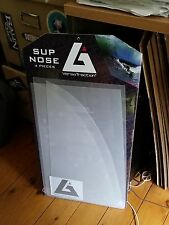 Versa Traction clear DECK grip tape for a SUP nose surf boards RRP$95