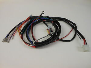 Details about New 1978-1979 Harley FLH Main Wiring Harness on