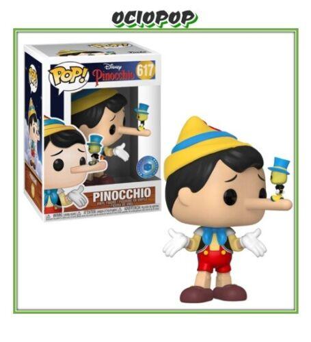 Pop Disney// Funko Pop Pinocchio #617 Edición Limitada