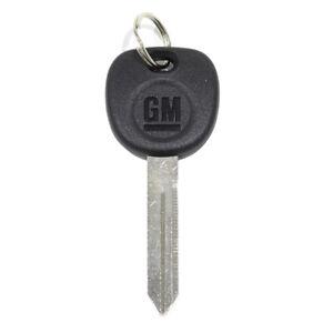 OEM-NEW-Ignition-Molded-Key-Blank-w-Ring-99-09-Cadillac-Chevrolet-GMC-23372321
