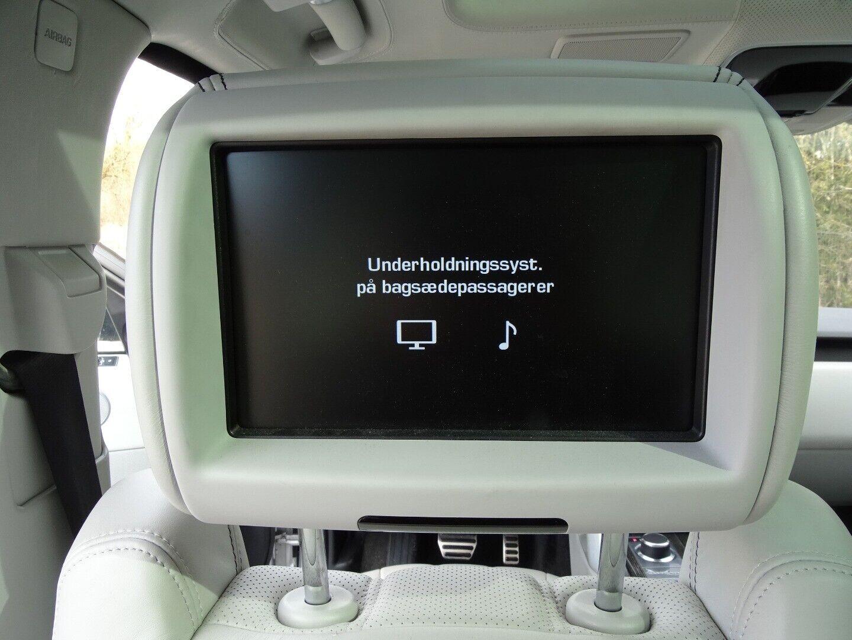 Land Rover Range Rover Sport 5,0 SCV8 Autobiography aut. - billede 9