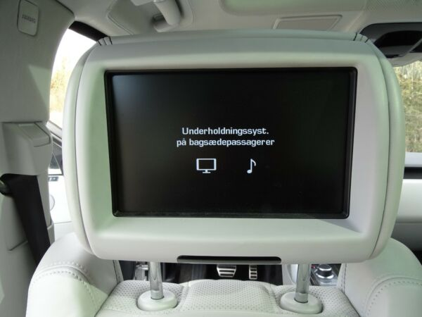 Land Rover Range Rover Sport 5,0 SCV8 Autobiography aut. billede 9