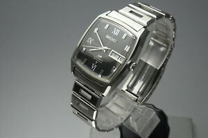 OH-Vintage-1970-JAPAN-SEIKO-LORD-MATIC-WEEKDATER-5606-5000-23Jewels-Automatic