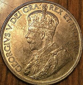 1936-CANADA-SILVER-DOLLAR-COIN-Fantastic-example