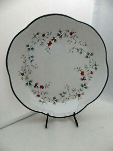 Pfaltzgraff-Winterberry-pattern-large-Chip-Serving-Bowl-13-034-wide-EUC