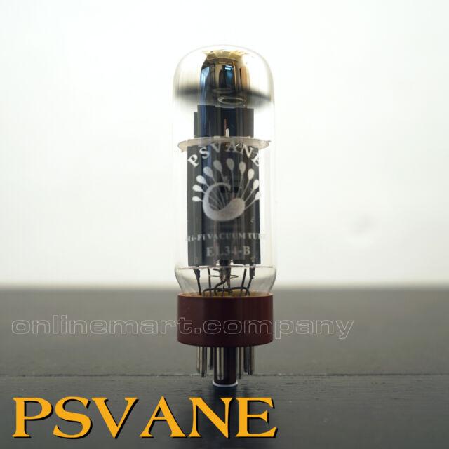 PSVANE EL34 1PC HIFI Series Vacuum Valve Tube All Matched For Tube Amplifier US