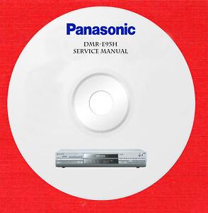 Panasonic dmr-ez48v vhs/dvd recorder, hdmi,1080p up convert.