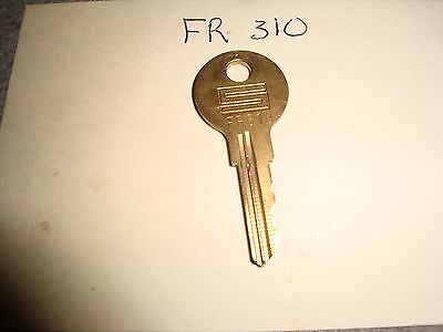 Steelcase  File Cabinet Key FR310 Keys Made by Locksmith