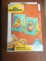 Primark Minions Inflatable Arm Bands Or Swim Ring (age 3-6)
