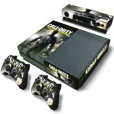 Xbox One Call Of Duty Infinite Warfare Console Skin Decal Sticker  + 2 Xbox One
