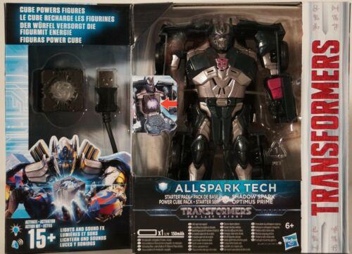 C3479 Optimus Prime Transformers 5-Allspark Tech-Hasbro-Figur-Aussuchen C3480