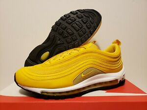 49e94eea679 Details about DS Nike Air Max 97 WMNS MUSTARD YELLOW Size 11.5w