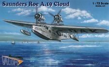 Valom 1/72 Model Kit 72061 Saunders Roe A.19 Cloud flying boat