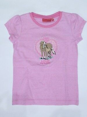 Salt and Pepper T-Shirt kurzarm  Pferd 104//110  116//122 128//134 140//146 Neu