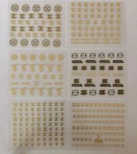 Nail Art Decal Stickers