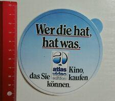Aufkleber/Sticker: atlas video edition (060316122)