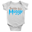 Snuggle This Muggle Babygrow Funny Harry Cute Sweet Potter Gift Present Movie