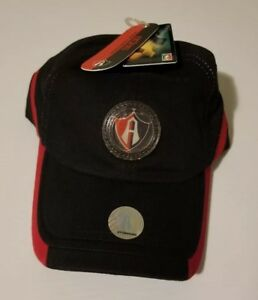 buy popular 9394c 0791b Image is loading Atlas-fc-Cap-Hat-zorros-de-Guadalajara-futbol-