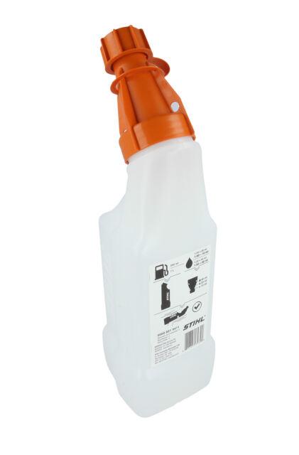 STIHL Mixing Bottle. Mixes Fuel / Petrol For STIHL Machines, Chainsaw, Vac