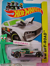 Case A 2013 Hot Wheels TWINDUCTION #83 US Team~Silver;06;2014 ~ hw Stunt Circuit