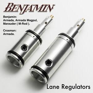 Details about Benjamin Marauder, Armada, Magpul - Compatible Airgun  Regulator - 'Lane Lancet'