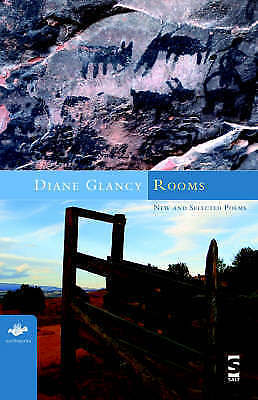 Rooms: New and Selected Poems (Earthworks), Glancy, Diane, New Book