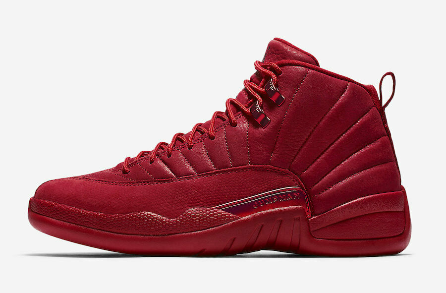 2018 Nike Air Jordan 12 XII Retro Gym Red Size 15. 130690-601.