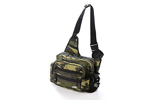 Abu Garcia Garcia Garcia One Shoulder bag 2 CAMO japan 871ee9
