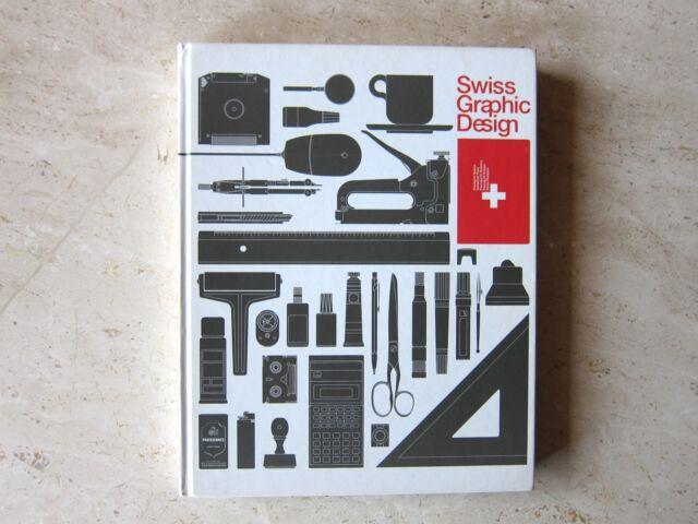 Swiss Graphic Design by Robert Klanten (2003, Hardcover)