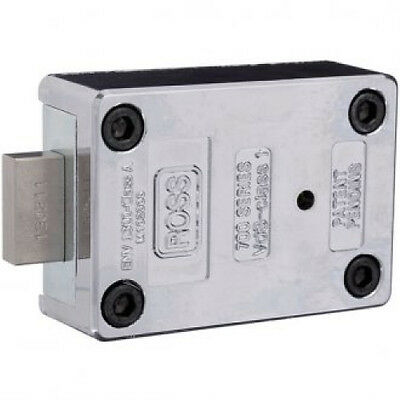 ROSS 9 Lever Safe Lock 700 Series -2 Keys  08952800