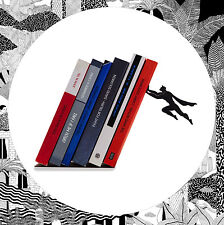 Hero DOOM-SUPER EROE Book End-METAL Nascosto MISTERO illusione libreria stand