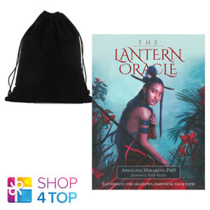 The-Lantern-Oracle-Cards-Deck-Angelina-Mirabito-Blue-angel-with-Bag