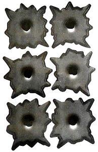 Sticker-Set-6-Bullet-Holes-3D-Sticker-6-Einschuss-Loch-Aufkleber-Gun-Shots-COOL
